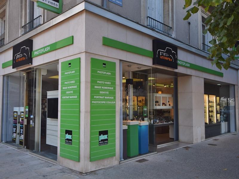 Magasin Photoflash Blois extérieur
